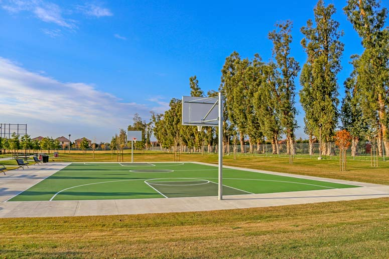 Cypress Village Community Sport Court in Irvine, California