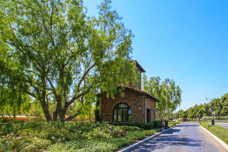 Groves at Orchard Hills Community In Irvine, California