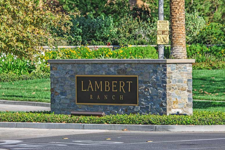 Lambert Ranch Homes For Sale | Irvine Real Estate