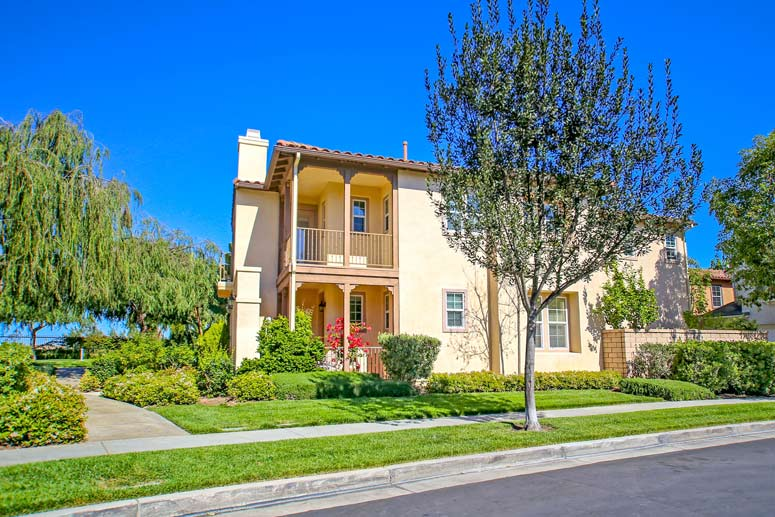 Laurels Quail Hill Homes For Sale in Irvine, California