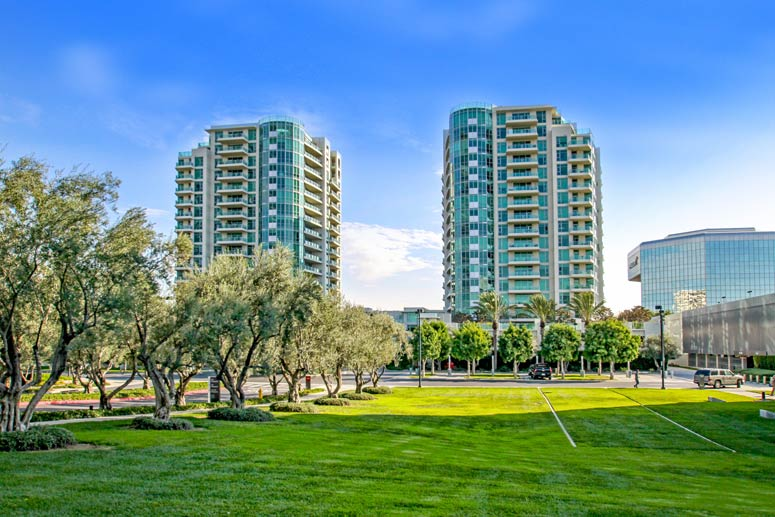 Marquee at Park Place Condos For Sale in Irvine, California