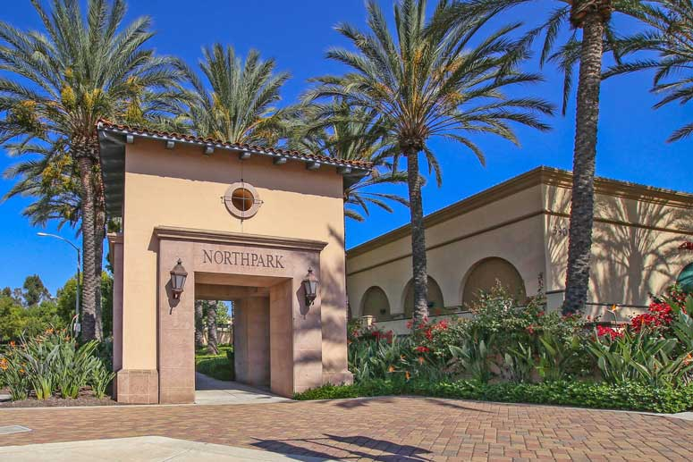 Northpark Community In Irvine, California
