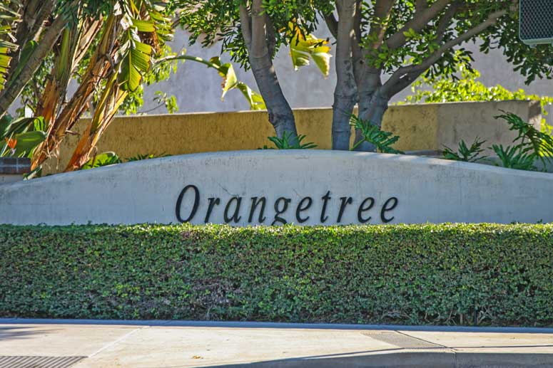 Orangtree irvine Neighborhood