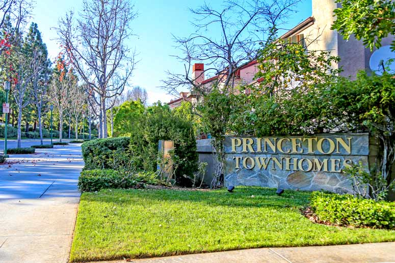 Princetown Townhomes For Sale in Irvine, California
