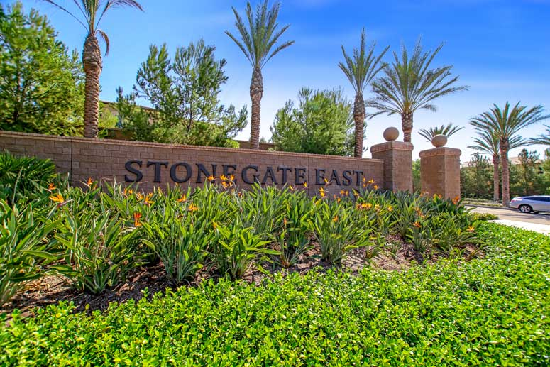 Stonegate East Community Homes For Sale in Irvine, CA