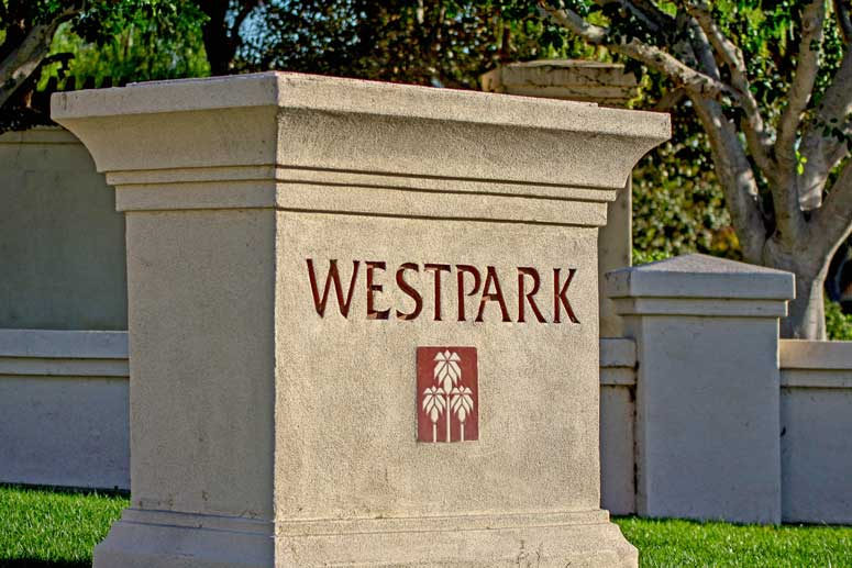 The Westpark Community in Irvine, California